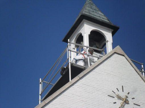 Westerkerk (Hervormde kerk) in West Terschelling